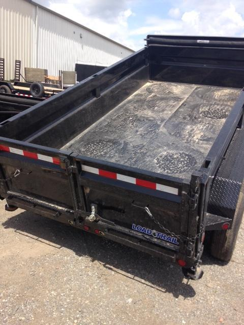 2020 Load Trail 6X12 10K Dump Trailer