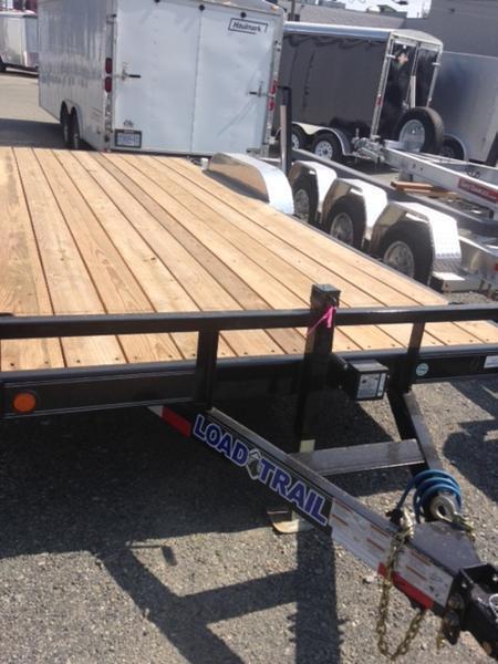 2020 Load Trail 7x20 10K Car Hauler
