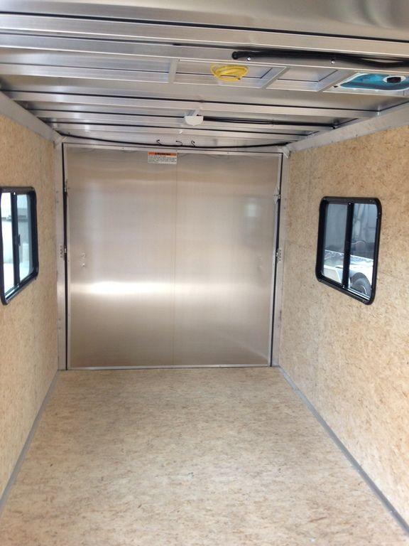 2019 E-Z Hauler 7-Wide Cargo EZEC7x18DL
