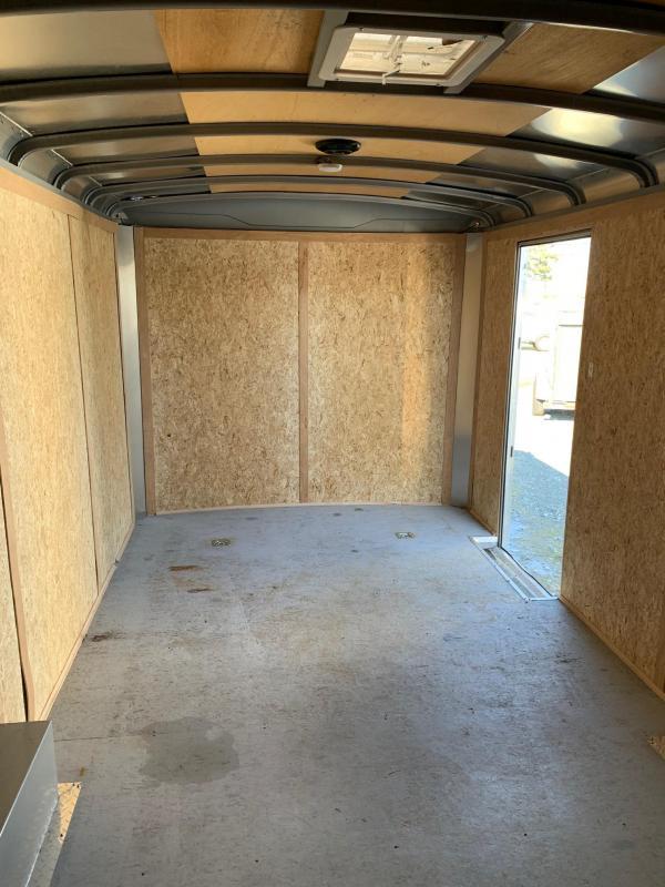 2017 Wells Cargo 8.5X20 w/Ramp Enclosed Cargo Trailer