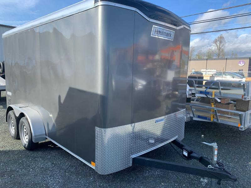2020 Haulmark 7x14 TRANSPORT W/RAMP Enclosed Cargo Trailer