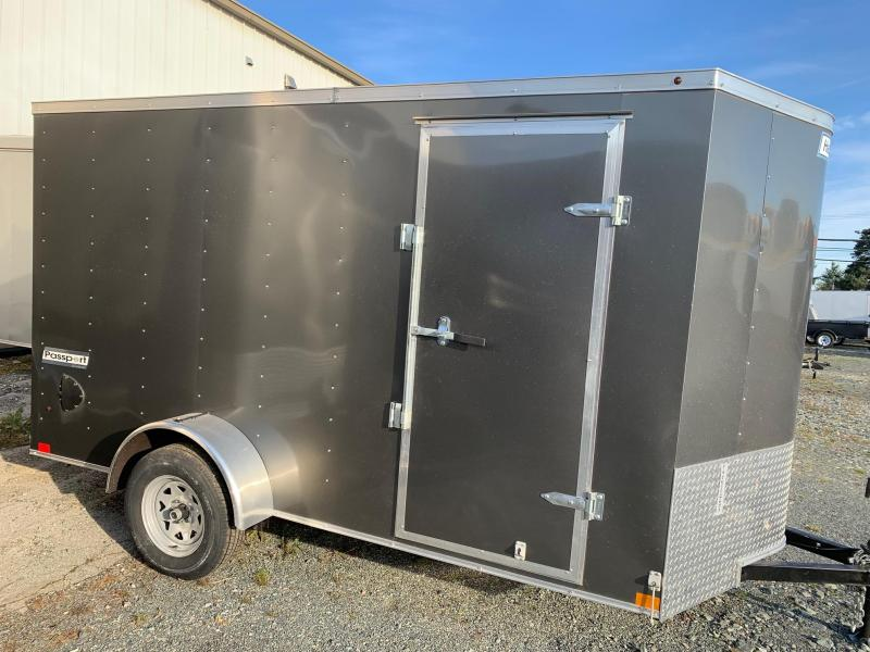 2020 Haulmark Passport 6x12 ramp Enclosed Cargo Trailer