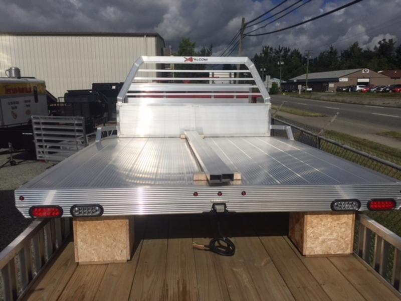 2020 Mission Truck Deck AL10185