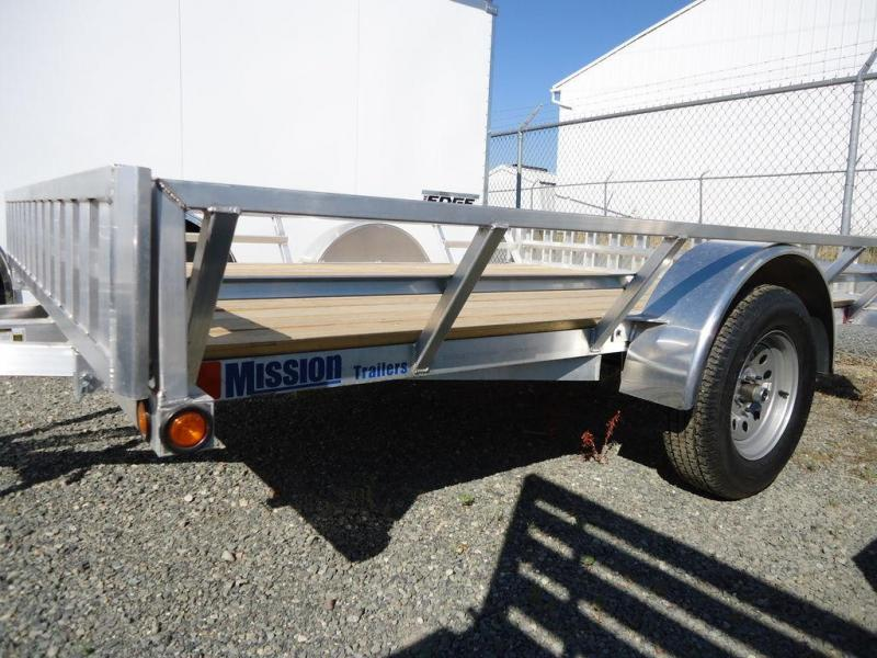 2020 Mission 83-Wide MATV 83x10 ATV/UTV Trailer