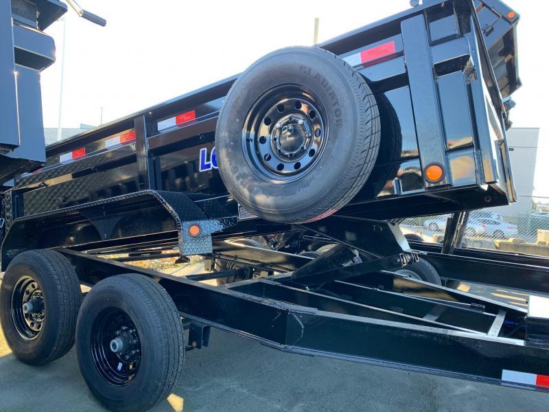 2020 Load Trail 7x12 Dump 14K Dump Trailer