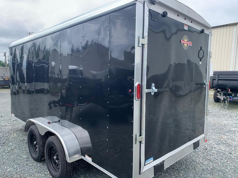 2020 Carry-On 7X16 RAMP Enclosed Cargo Trailer