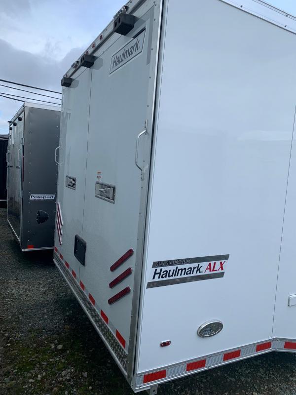 2020 Haulmark Aluminum 28' 12000# Car / Racing Trailer