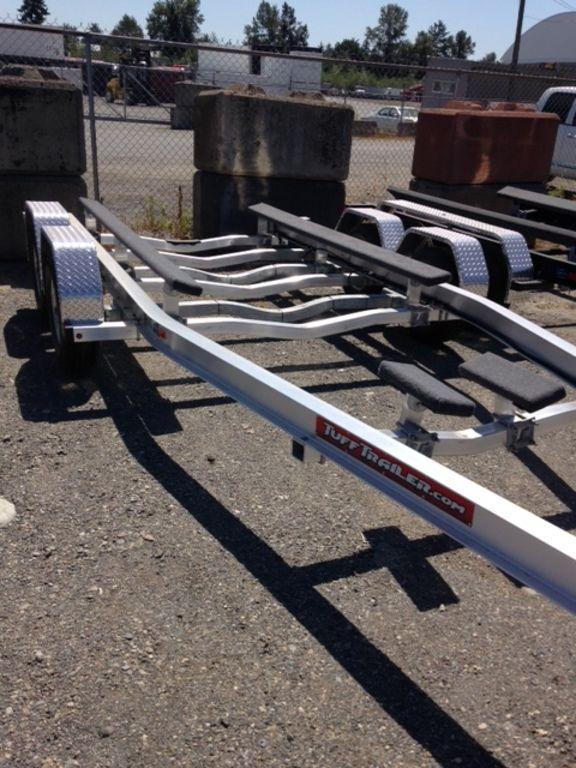2020 Tuff Trailer TSA5000T Aluminum Boat Trailer