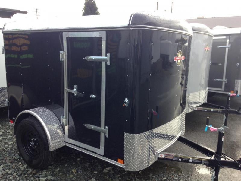 2020 Carry-On 5X8 BARN DOOR Enclosed Cargo Trailer