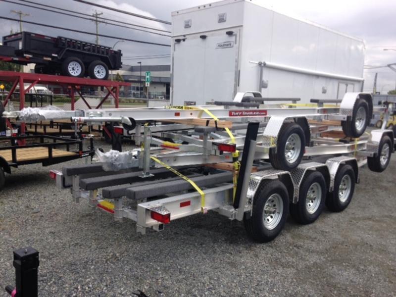 2020 Tuff Trailer TSA2600TS Aluminum Boat Trailer