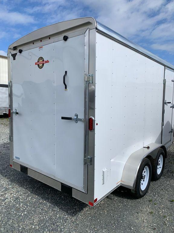 2019 Carry-On 7X12CGR Enclosed Cargo Trailer