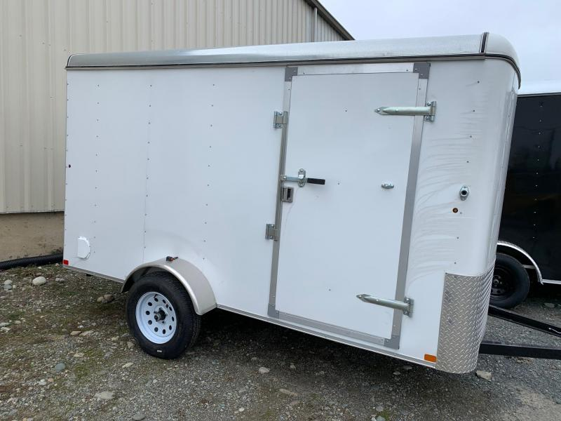 2020 Carry-On 6X12 w/ramp Enclosed Cargo Trailer