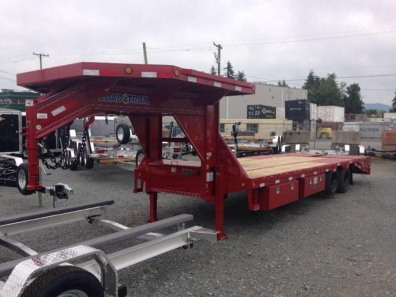 2018 Load Trail GP30 GP0225152 Equipment Trailer