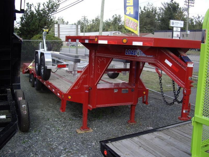 2018 Load Trail GP30 GP0225152 Equipment Trailer