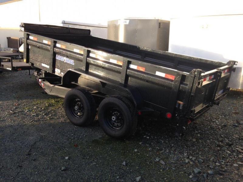 2018 Load Trail 7x1414K Dump Trailer