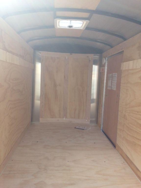 2020 Carry-On  7X14 BARN DOOR Enclosed Cargo Trailer