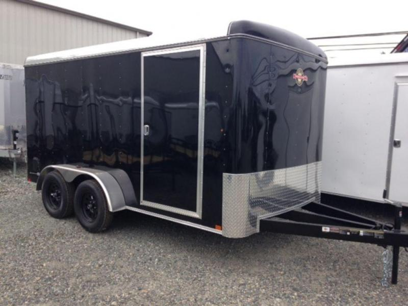 2020 Carry-On  7X14 BARN DOOR Enclosed Cargo Trailer