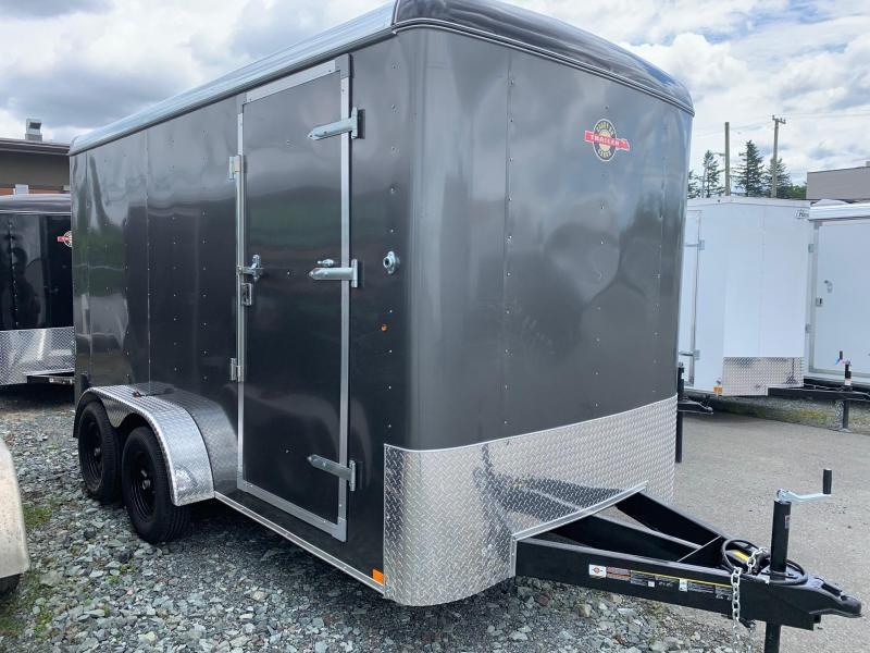 2019 Carry-On 7X14CGRUTV Enclosed Cargo Trailer