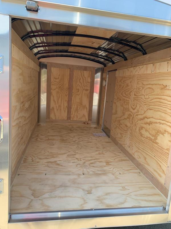 2020 Carry-On 5X8 BARN DOOR Enclosed Cargo Trailer