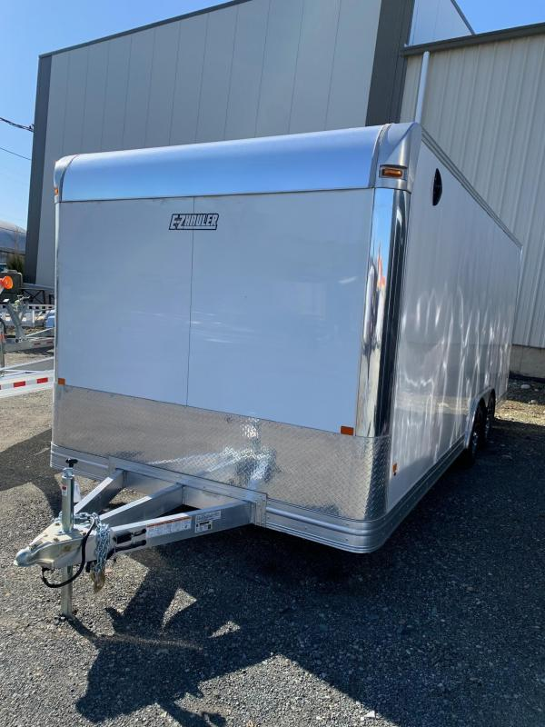 2020 E-Z Hauler 8.5x20 7k Car / Racing Trailer
