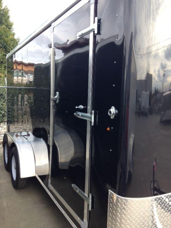 2020 Carry-On 7X16 Barn door Enclosed Cargo Trailer