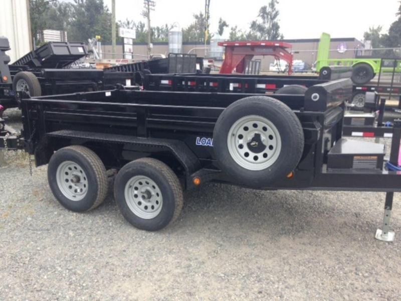 2020 Load Trail DT07 DT6010032 7K Dump Trailer