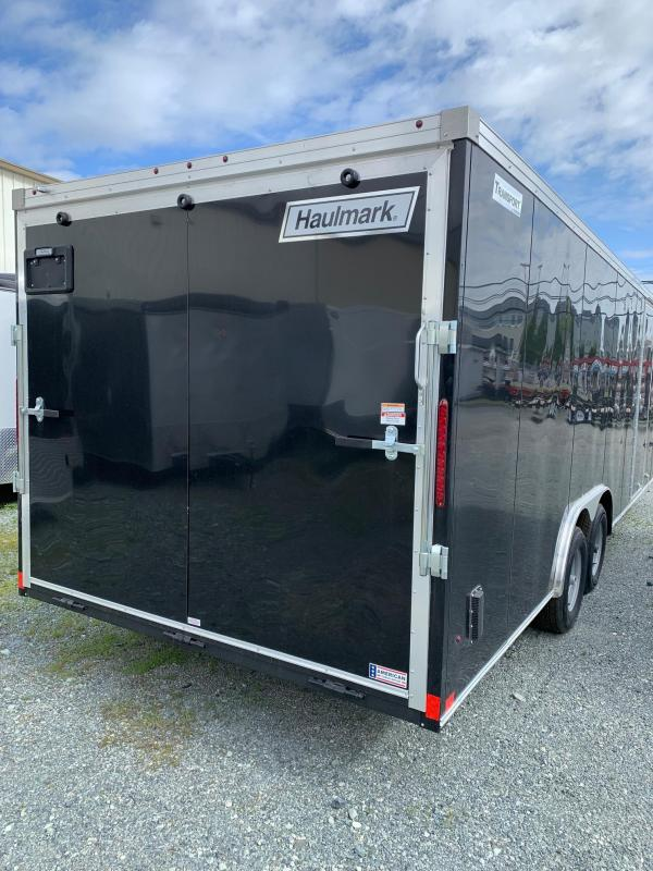 2020 Haulmark Transport 8.5x20 7000# Car / Racing Trailer