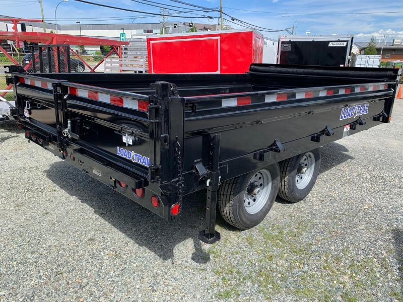 2020 Load Trail DECKOVER 14K 8'X14' Dump Trailer
