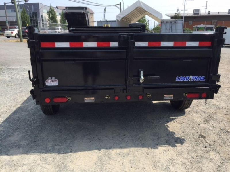 2020 Load Trail 7x14' 14K Dump Trailer