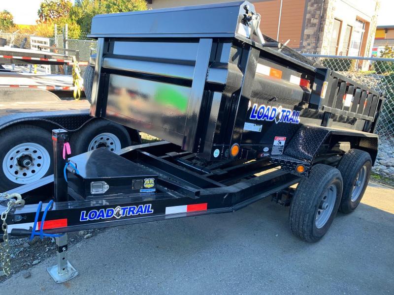 2020 Load Trail 6x10 10K Dump Trailer