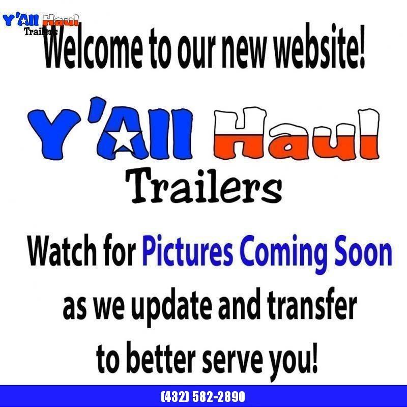 2020 BCI Trailers 83 X 16 Utility Trailer
