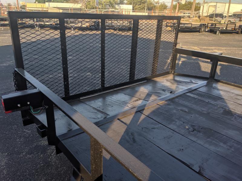 c&m  82x16 dovetail gate