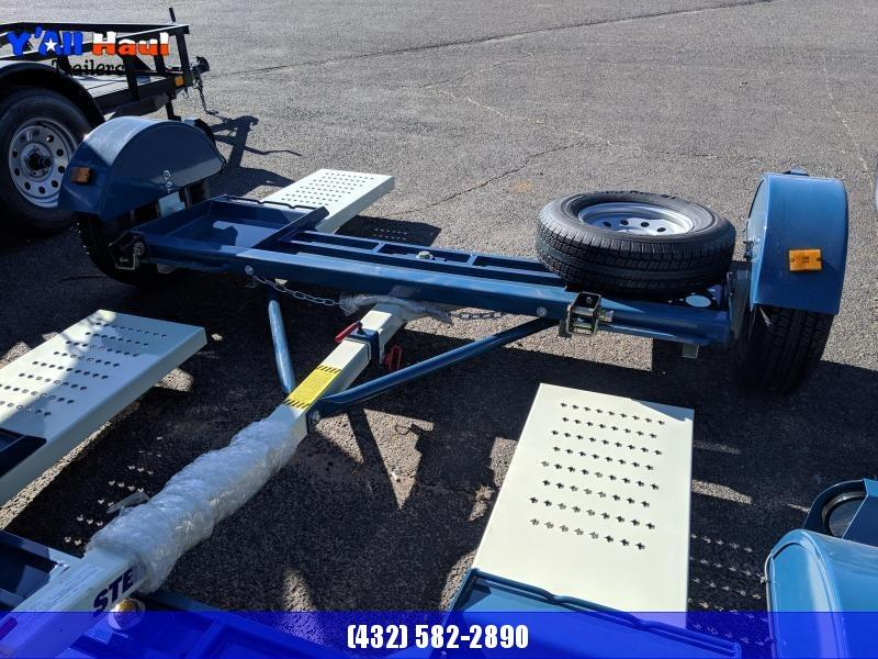 Stehl Tow Car Dolly W/ BRAKE