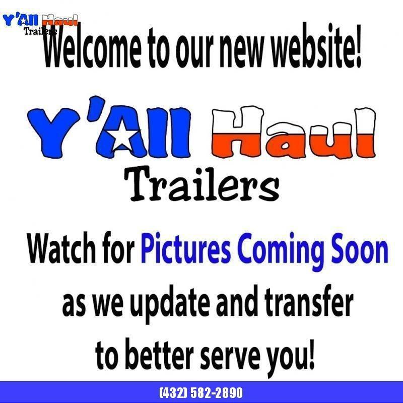 BCI Trailers 83x18 7k equipment hauler