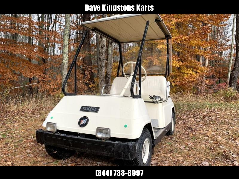 1986 Yamaha G1 GAS Golf Cart Excellent condition