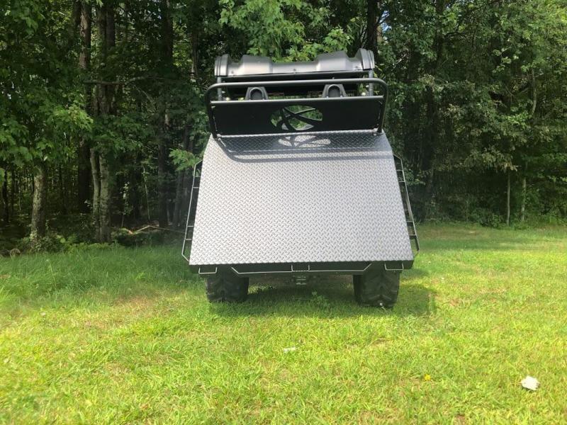 American Landmaster 450FTX Flatbed Dump UTV Locking Diff