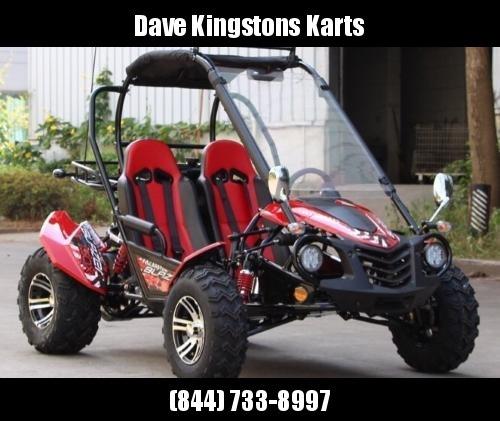 NEW Trailmaster Blazer 150X Go Kart Teen-Adult 40 MPH REVERSE LOADED!
