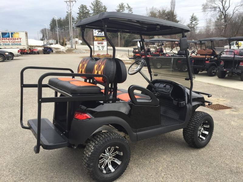 Custom Precedent Phantom Golf Cart-custom built 4 U