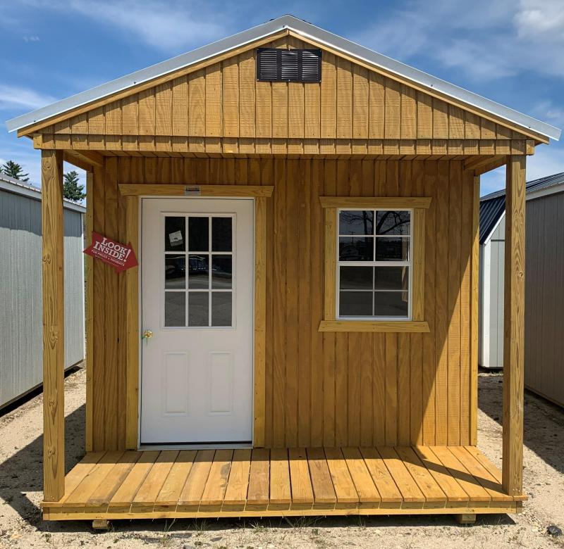 Brand New Old Hickory Playhouse Utility Shed 10' x 20'