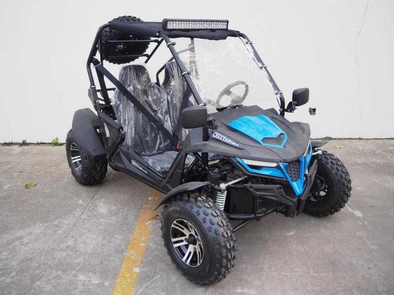 NEW Trailmaster Cheetah 150X Deluxe Go Kart Teen-Adult 38 MPH SPORT UTV STYLE RED