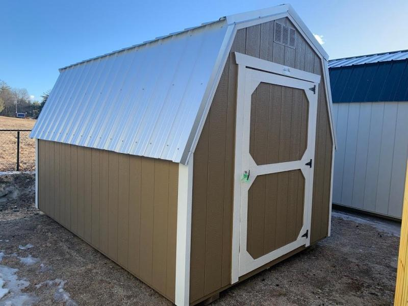 Brand NEW Old Hickory Lofted Barn 8' x 12' SILVER