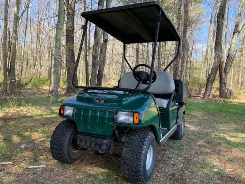 Club Car Carryall 100 Electric Utility Vehicle/Dump Bed 2019 BATTERY