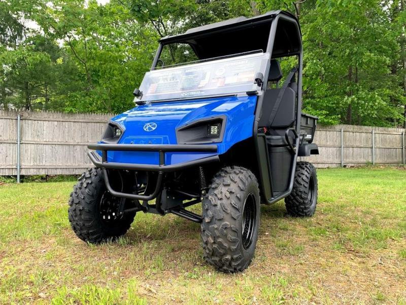 $700 OFF! American Land Master 350DL GAS UTV Locking Differential-Blue