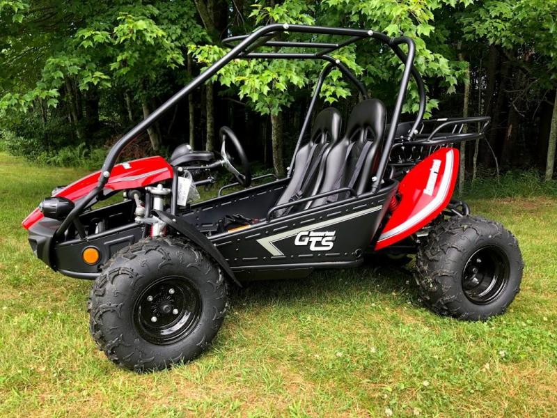 NEW Hammerhead Offroad GTS 150 Teen/Adult Go Kart RED