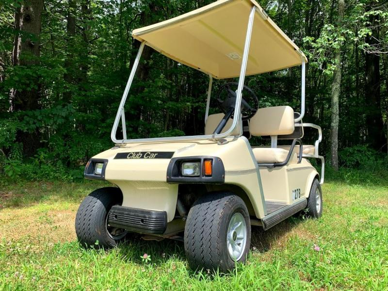Club Car DS Electric 4 Pass Golf Cart 48 volt