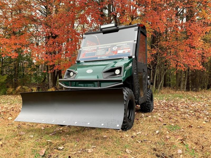 $2000 OFF American LandMaster 550 PLOW-PWR STEER-DOORS-ENDS 1-31 GREEN