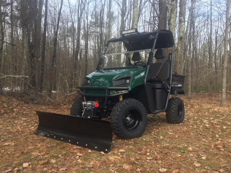 $1500 OFF American LandMaster 550 4WD UTV-PLOW-SALE ENDS 10-31-19
