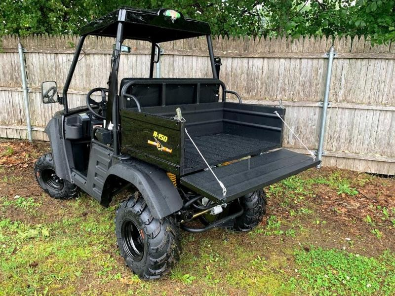 $1000 OFF! 2019 Hammerhead Off-Road R-150 2WD Side by Side GAS UTV BLACK