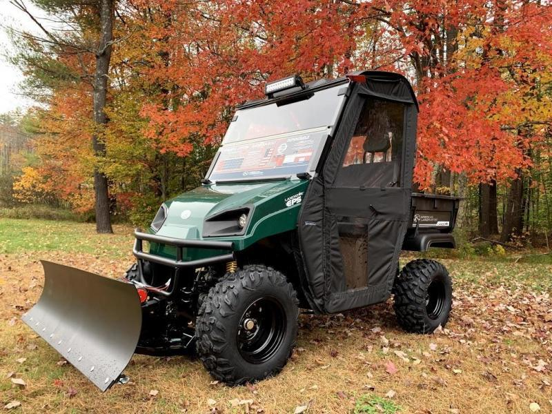 2018 American LandMaster 677FI 4WD UTV PLOW-WINCH-DOORS_POWER STEERING