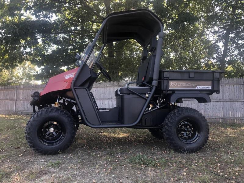 $1000 OFF NEW American LandMaster LS550 4WD UTV PWR STEERING RED